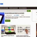 Belajar Berjualan, Blog Berusia 4 Bulan Yang Sukses Mendaftar Google Adsense