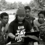 Warga Dusun Loncek Dikenal Luas Berkat Penggagas Blogger Wilayah Perbatasan, Aleksander Mering