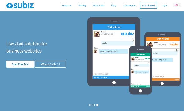 Maksimalkan Aplikasi Live Chat Subiz.com untuk Berinteraksi dengan Pengunjung serta Meningkatkan Konversi Penjualan